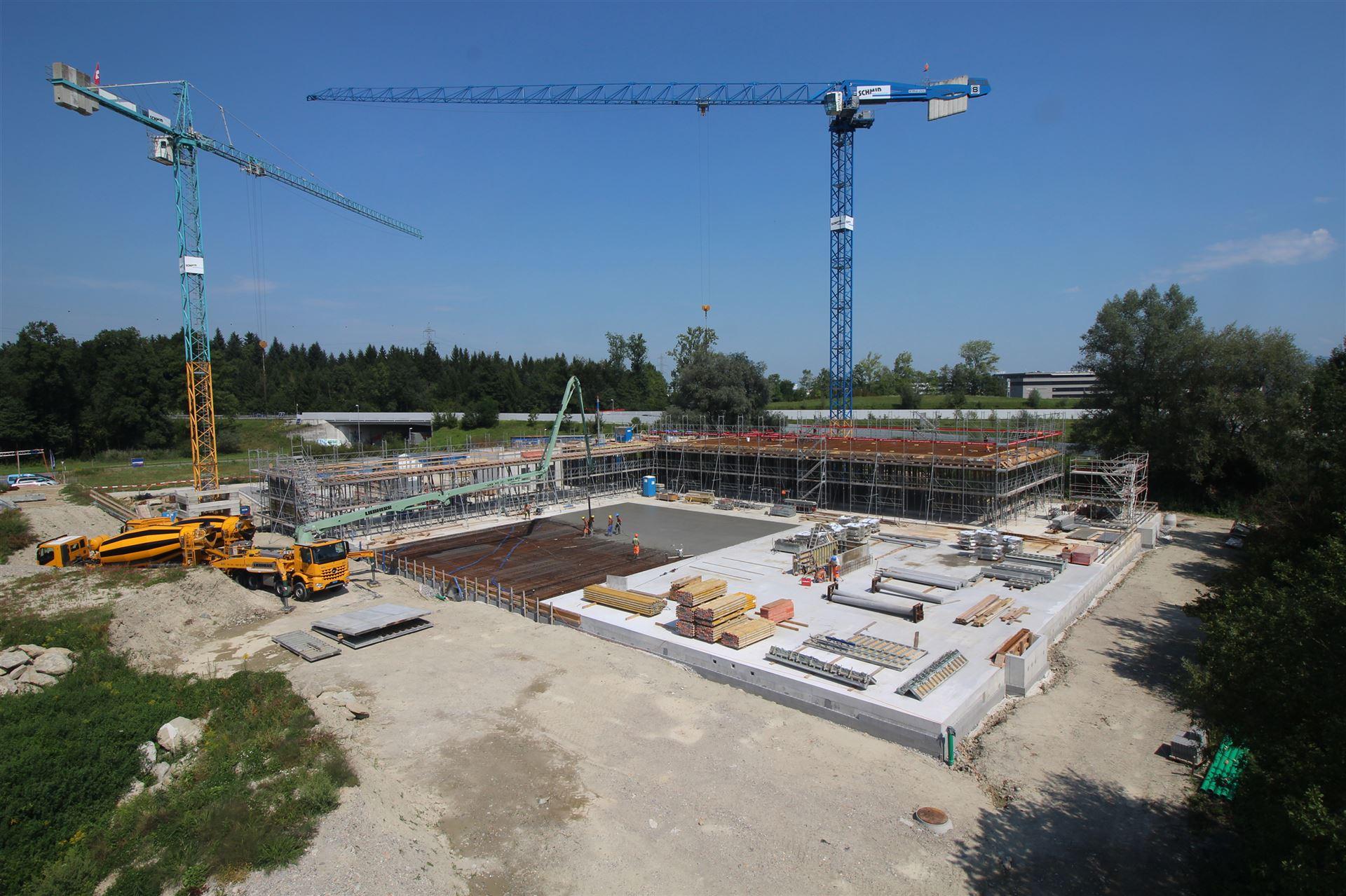 Building Construction Time Lapse Camera